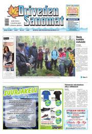 Oriveden Sanomat 04.09.2014