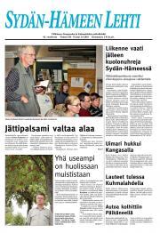 Sydän-Hämeen Lehti 03.09.2010