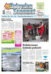 Oriveden Sanomat 09.09.2014