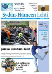 Sydän-Hämeen Lehti 10.09.2014