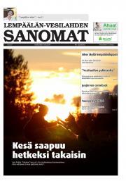 Lempäälän-Vesilahden Sanomat 10.09.2014