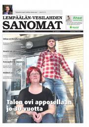 Lempäälän-Vesilahden Sanomat 17.09.2014