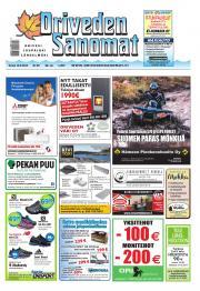 Oriveden Sanomat 18.09.2014