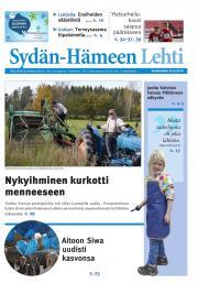 Sydän-Hämeen Lehti 24.09.2014