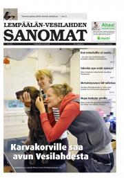 Lempäälän-Vesilahden Sanomat 24.09.2014