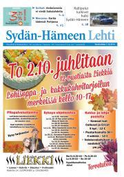 Sydän-Hämeen Lehti 01.10.2014