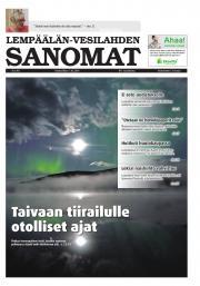 Lempäälän-Vesilahden Sanomat 01.10.2014
