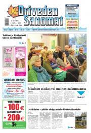 Oriveden Sanomat 02.10.2014