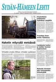 Sydän-Hämeen Lehti 14.09.2010