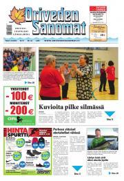 Oriveden Sanomat 07.10.2014