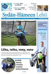 Sydän-Hämeen Lehti 08.10.2014