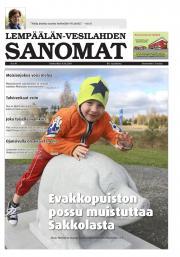 Lempäälän-Vesilahden Sanomat 08.10.2014