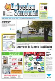 Oriveden Sanomat 09.10.2014