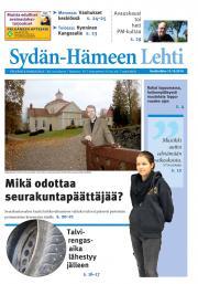 Sydän-Hämeen Lehti 15.10.2014