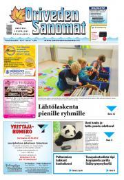 Oriveden Sanomat 16.10.2014