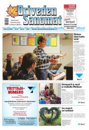 Oriveden Sanomat 21.10.2014