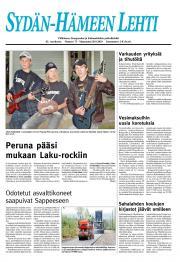 Sydän-Hämeen Lehti 21.09.2010
