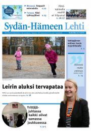 Sydän-Hämeen Lehti 22.10.2014