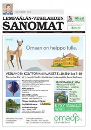 Lempäälän-Vesilahden Sanomat 22.10.2014