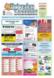 Oriveden Sanomat 23.10.2014