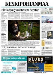 size 40 66be0 e686d Lehtiluukku.fi - KESKIPOHJANMAA 01.11.2014 - Suomen laajin valikoima  digilehtiä netissä