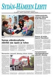 Sydän-Hämeen Lehti 24.09.2010