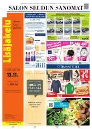 Lehtiluukku.fi - Salon Seudun Sanomat 05.11.2014 - Suomen laajin valikoima  digilehtiä netissä 417db34f90