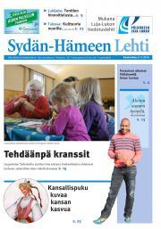 Sydän-Hämeen Lehti 05.11.2014