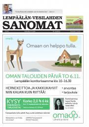 Lempäälän-Vesilahden Sanomat 05.11.2014