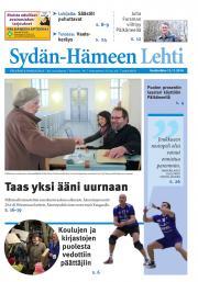 Sydän-Hämeen Lehti 12.11.2014