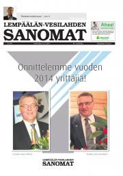 Lempäälän-Vesilahden Sanomat 12.11.2014