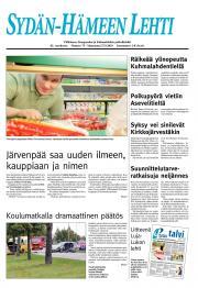 Sydän-Hämeen Lehti 29.09.2010