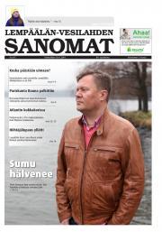 Lempäälän-Vesilahden Sanomat 19.11.2014