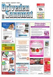 Oriveden Sanomat 19.11.2014