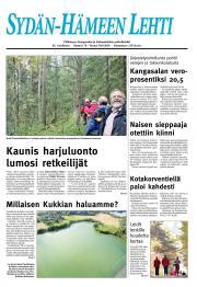 Sydän-Hämeen Lehti 01.10.2010