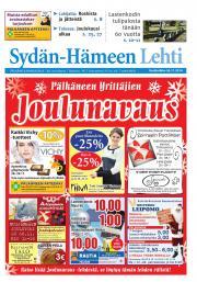 Sydän-Hämeen Lehti 26.11.2014