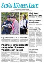 Sydän-Hämeen Lehti 05.10.2010