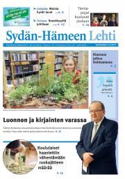 Sydän-Hämeen Lehti 03.12.2014