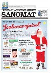 Lempäälän-Vesilahden Sanomat 26.11.2014