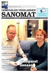 Lempäälän-Vesilahden Sanomat 3.12.2014