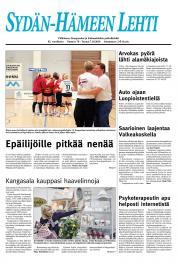Sydän-Hämeen Lehti 08.10.2010