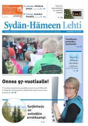 Sydän-Hämeen Lehti 10.12.2014