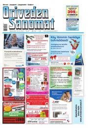 Oriveden Sanomat 10.12.2014