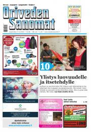 Oriveden Sanomat 17.12.2014