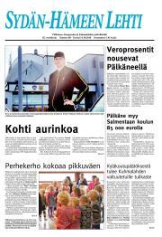 Sydän-Hämeen Lehti 15.10.2010