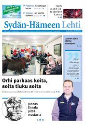 Sydän-Hämeen Lehti 31.12.2014