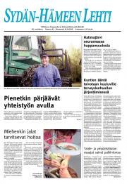 Sydän-Hämeen Lehti 19.10.2010