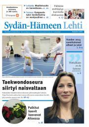 Sydän-Hämeen Lehti 08.01.2015