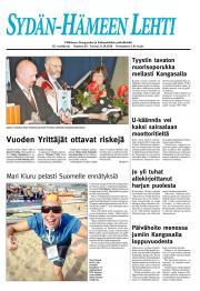 Sydän-Hämeen Lehti 22.10.2010