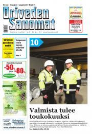 Oriveden Sanomat 14.01.2015